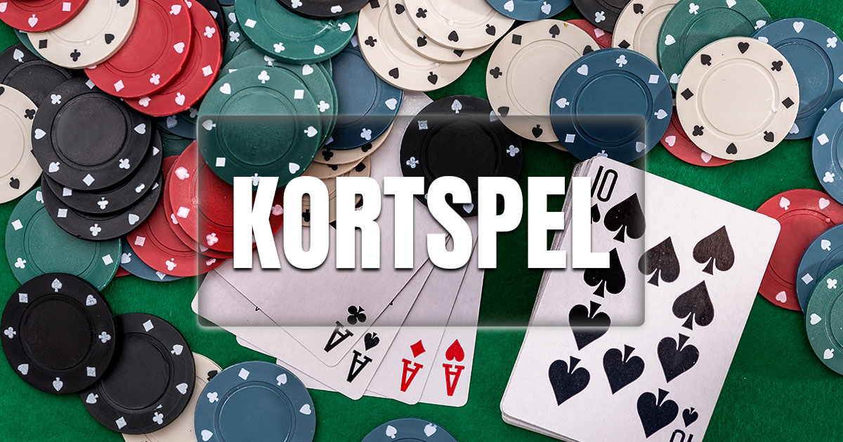 Huvudbild Kortspel